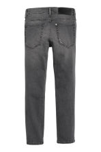 Superstretch Skinny fit Jeans - Dark grey denim -  | H&M 3