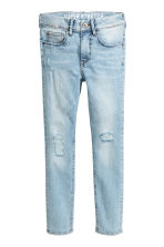 Superstretch Skinny fit Jeans - Azul denim claro -  | H&M PT 2