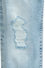 Superstretch Skinny fit Jeans - Light denim blue - Kids | H&M 4