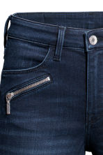 Skinny Regular Ankle Jeans - 深藍色 - Ladies | H&M 4