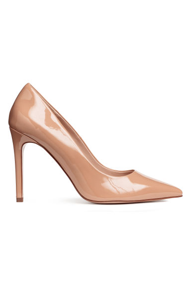 Court shoes - Beige -  | H&M GB
