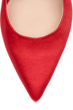 Court shoes - Bright red - Ladies | H&M 3