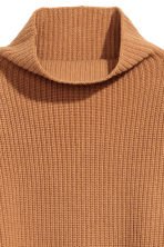 Cashmere-blend jumper - Camel - Ladies | H&M CN 3