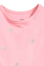 平紋洋裝 - Light pink/Spotted - Kids | H&M 3