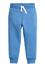Joggers - Blue marl -  | H&M 2