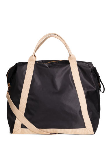 Weekend bag - Black - Ladies | H&M 1