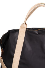 Weekend bag - Black - Ladies | H&M 3