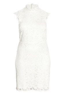 H&M+ Knee-length lace dress