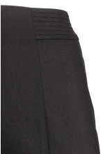 H&M+ Short skirt - Black - Ladies | H&M CN 3