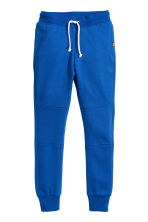Low-crotch joggers - Bright blue - Kids | H&M 2
