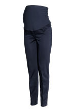 MAMA Slacks - Dark blue -  | H&M CA 2