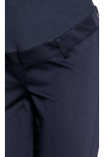 MAMA Slacks - Dark blue -  | H&M CA 3