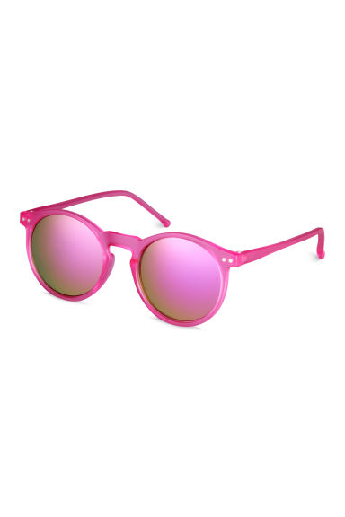 Sunglasses - Neon pink - Kids | H&M