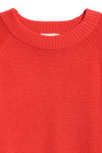 Cashmere jumper - Bright red - Ladies | H&M 3