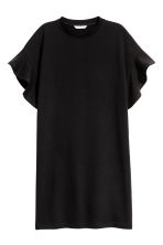 Short dress - Black - Ladies | H&M CA 2