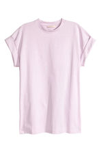 Jersey top - Light pink -  | H&M CN 2