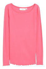 Jersey top - Pink - Ladies | H&M 2