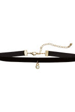 3-pack chokers - Gold-coloured/Black -  | H&M CN 4