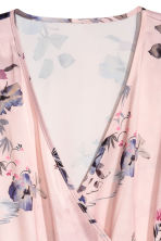 Wrap dress - Powder pink - Ladies | H&M 3