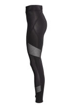 Sports tights - Black - Ladies | H&M CN 3