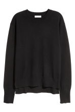 Pullover in cashmere - Nero - DONNA | H&M IT 2