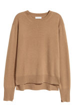 Pullover in cashmere - Cammello - DONNA | H&M IT 2