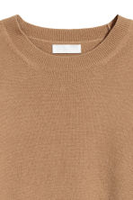 Pullover in cashmere - Cammello - DONNA | H&M IT 3