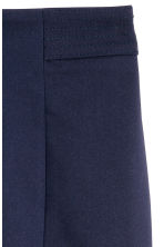 Short skirt - Dark blue - Ladies | H&M 2