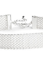 Metal choker - Silver - Ladies | H&M 2