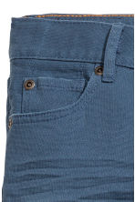 Cotton trousers - Blue -  | H&M CN 3