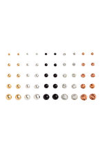 25 pairs earrings - Multicoloured - Ladies | H&M 1