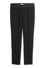 Tailored trousers - Black - Ladies | H&M IE 2