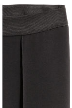 Tailored trousers - Black - Ladies | H&M IE 3