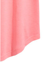 Jersey vest top - Coral pink -  | H&M 3