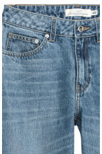 Straight Regular Jeans - Denim blue - Ladies | H&M GB 5
