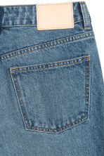 Straight Regular Jeans - Denim blue - Ladies | H&M 4