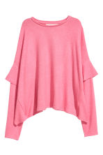 Fine-knit jumper - Pink marl - Ladies | H&M 2