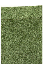 Leggings glitter - Verde/Glitter -  | H&M IT 3