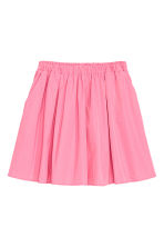 Flared skirt - Pink - Ladies | H&M 2