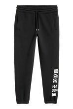 Joggers - Zwart - HEREN | H&M BE 2