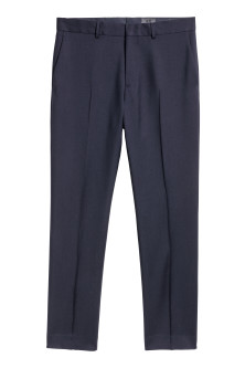 Pantaloni in lana Regular fit