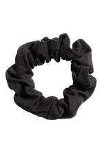 Scrunchie - Black -  | H&M CN 1