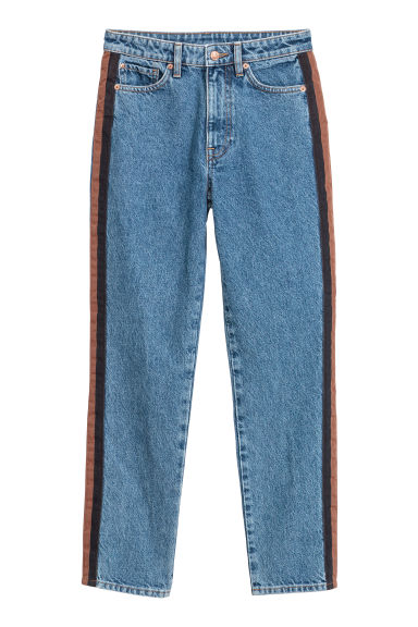 Vintage High Jeans - Bleu denim -  | H&M BE
