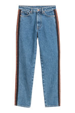 Vintage High Jeans - Denimblå - Ladies | H&M FI 2