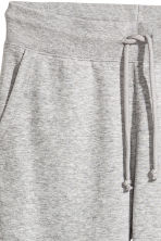 Sweatpants - Grey marl - Ladies | H&M 3