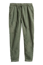 Pull-on lyocell trousers - null - Ladies | H&M CN 2