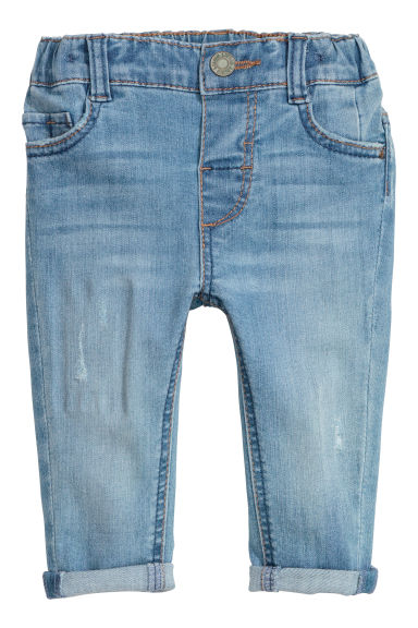 Jeans - Light blue - Kids | H&M CN 1
