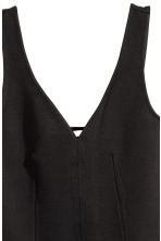 V-neck body - Black - Ladies | H&M 3