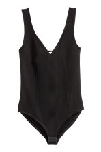 V-neck body - Black - Ladies | H&M 2