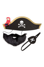Pirate costume - Black/Pirate -  | H&M 1